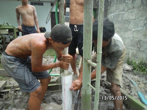 Ahli Sumur Bor Yogyakarta Pak Reswan