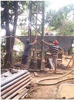 Ahli Sumur Bor Jogjakarta Solusi Air Bersih Telp 085100427920