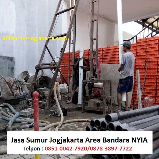 Jasa Sumur Jogjakarta Area Bandara NYIA Kulonprogo